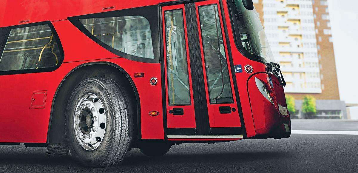Купить шины на автобус: что предлагают Bridgestone, Continental, Michelin, Goodyear, Giti и Cordiant