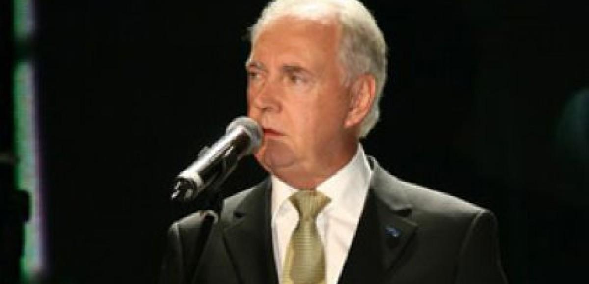 Президент «Ford Европа» Джон Флеминг получил в Москве медиа-премию «ManBest»