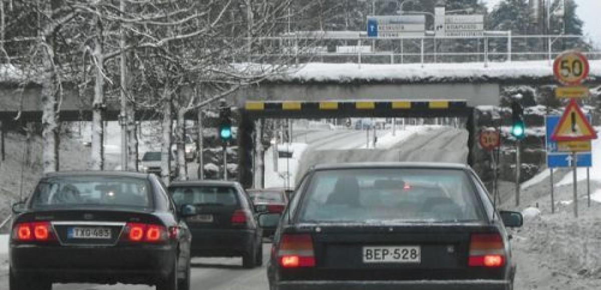 Финны будут наказывать водителей из России за нарушение ПДД около финско-российской границы