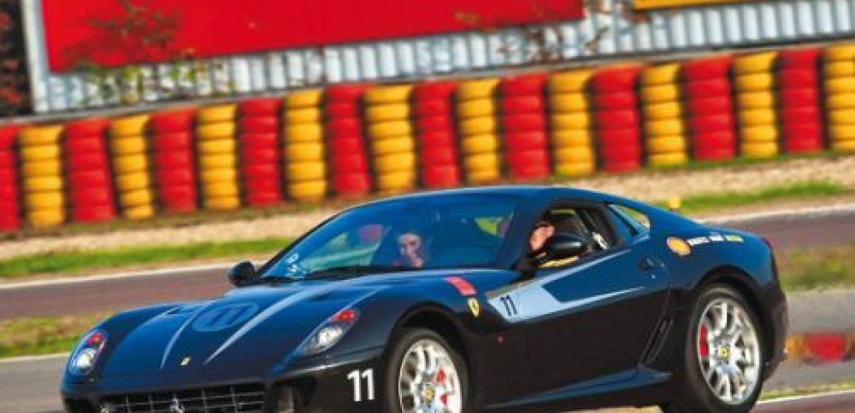 Shell Helix Track Day. Экзамен у Шумахера