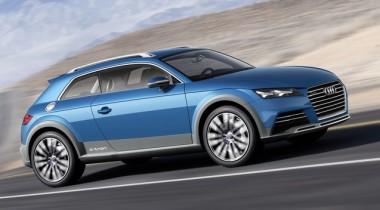 Audi привезут в Детройт новый Allroad-концепт