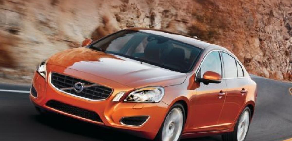 Новый Volvo S60 в «Независимости»