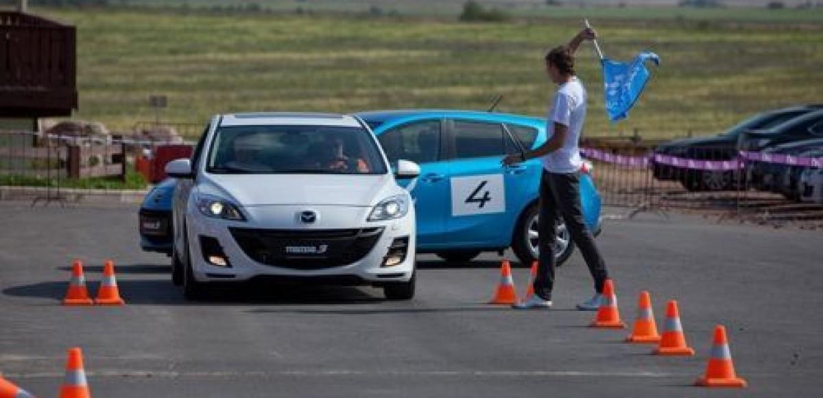 «Евросиб-Авто» подвел итоги Zoom-Zoom Challenge 2009