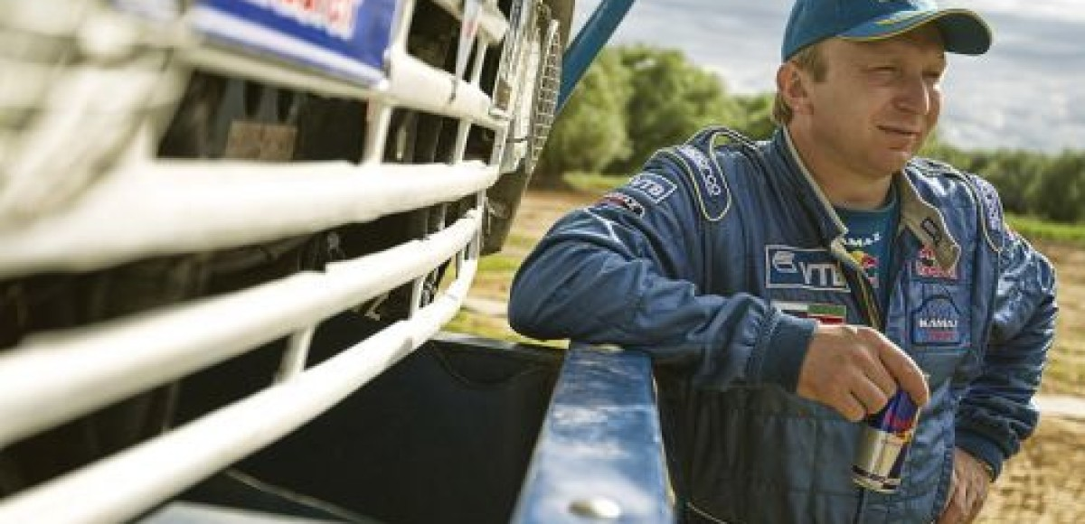 Владимир Чагин завершил карьеру профессионального гонщика