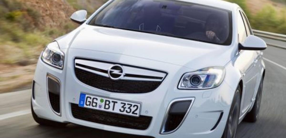 ГАЗ хочет купить Opel
