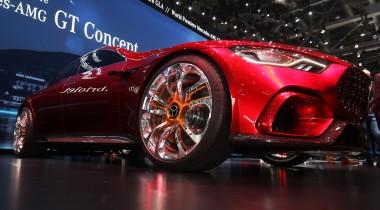 Концепты Женевы: что показали на Geneva Motor Show 2017