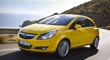 2010 Opel Corsa. Кардинальное обновление