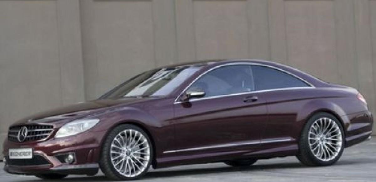 Появился Mercedes-Benz CL 65 AMG в тюнинге от Kicherer