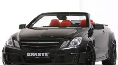 В ателье Brabus создали самый быстрый кабриолет в мире