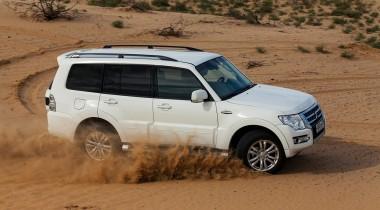 Mitsubishi Pajero уходит с российского рынка
