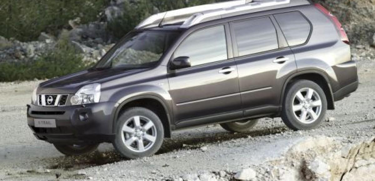 На заводе Nissan под Санкт-Петербургом стартовала тестовая сборка X-Trail