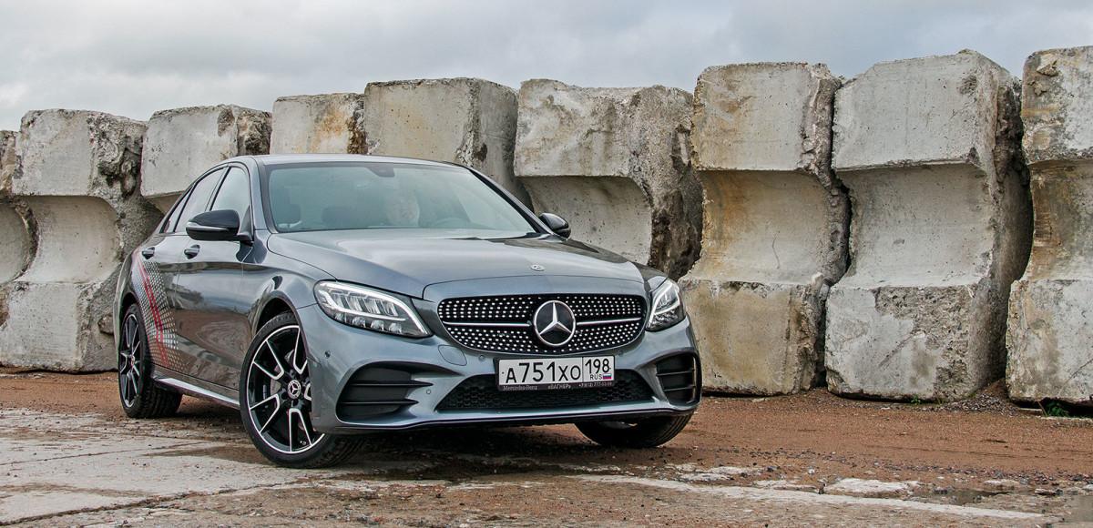 Тест-драйв Mercedes-Benz С-class. Обновился, а что изменилось?