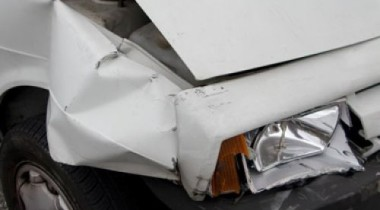Шесть автомобилей столкнулись на Октябрьской набережной в Петербурге