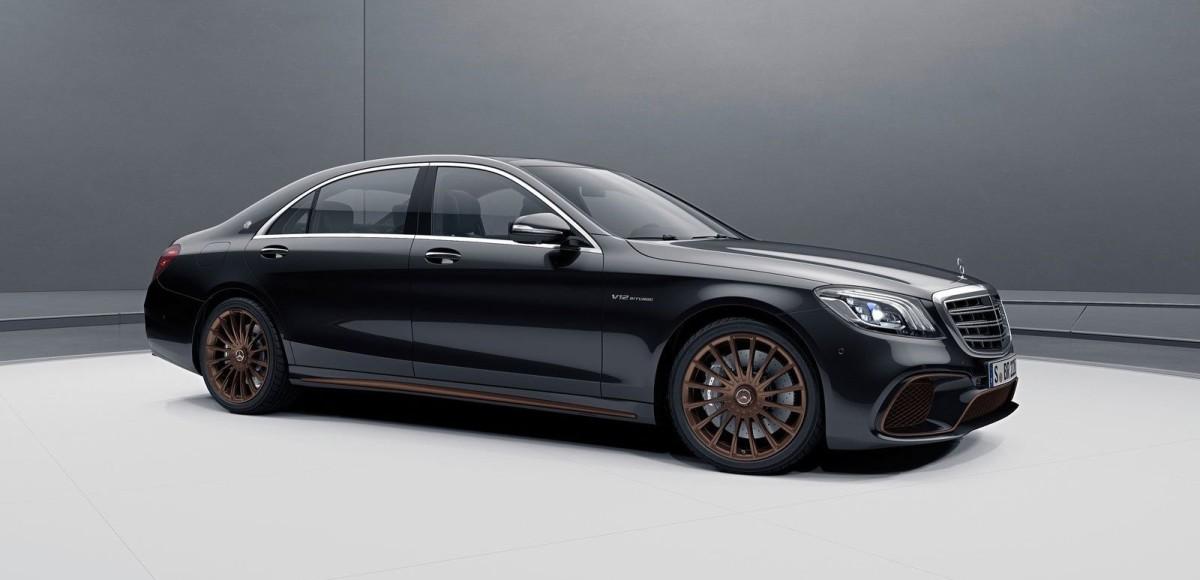 Mercedes-AMG S 65 Final Edition: прощай, 6-литровый V12!