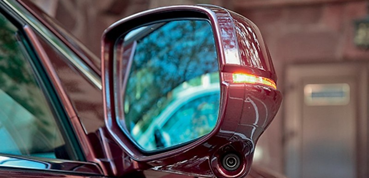 Honda Accord. Декларация зависимости