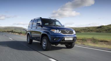 Обновленный УАЗ Патриот: цены и старт продаж в России