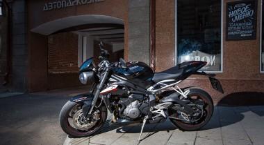 Права для мотоциклистов могут подешеветь