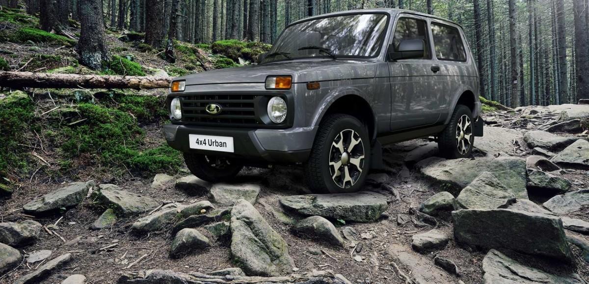 Новая приборка и другие изменения Lada 4×4