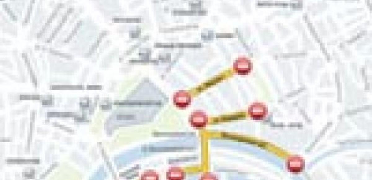 Ограничение движения в Москве 4 ноября