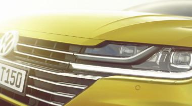 Volkswagen Arteon: «Гран-туризмо» едет в Женеву