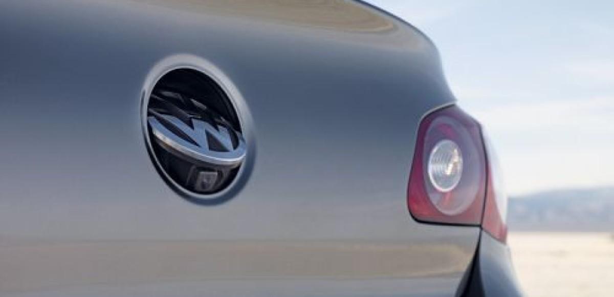 Продажи Volkswagen в России выросли в первом квартале 2009 года на 46%