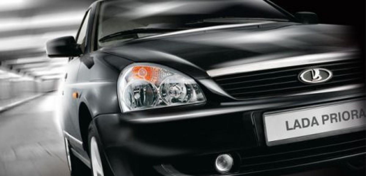 Lada Priora завоевала новый зарубежный рынок