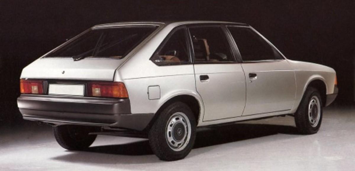 Старый добрый Москвич-2141. История модели