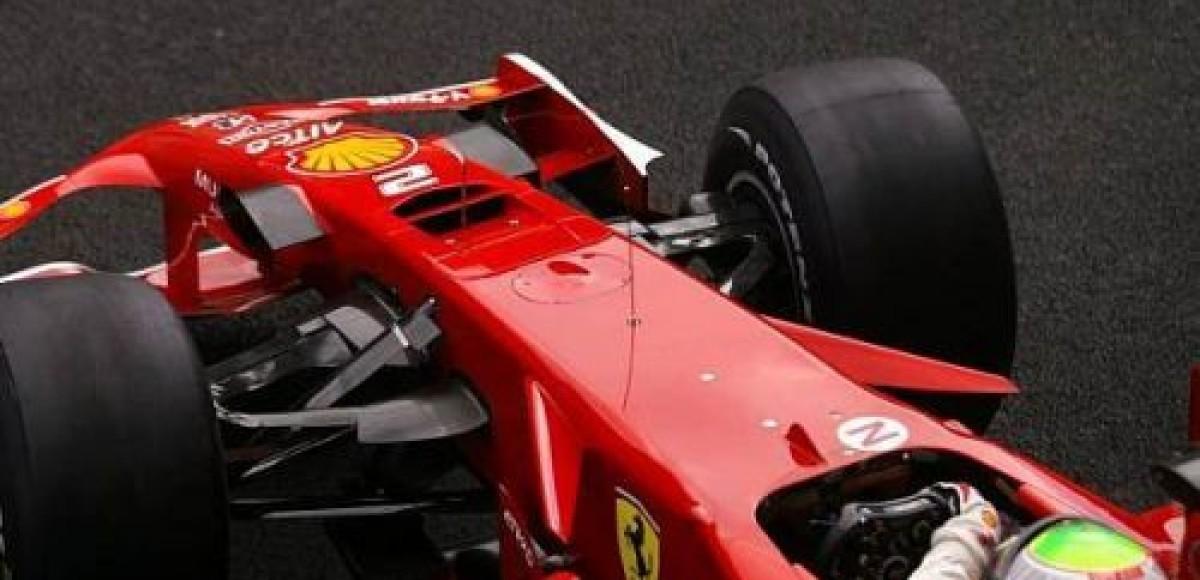 Интервью с главным конструктором Ferrari  о новом антикрыле