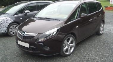 Opel Zafira Tourer. Всё в семью