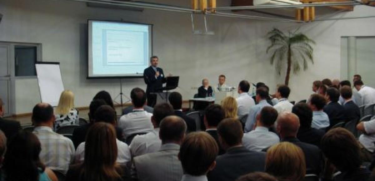 В Минске состоялась 9-я корпоративная конференция холдинга «Атлант-М»