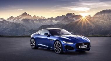 Обновлённый Jaguar F-type получил функцию «тихого старта»