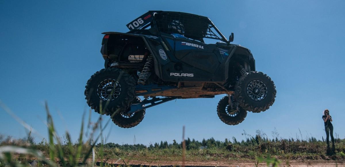 Polaris RZR XP Turbo S: первый тест-драйв в России