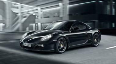 Porsche модифицировала суперкар Cayman S