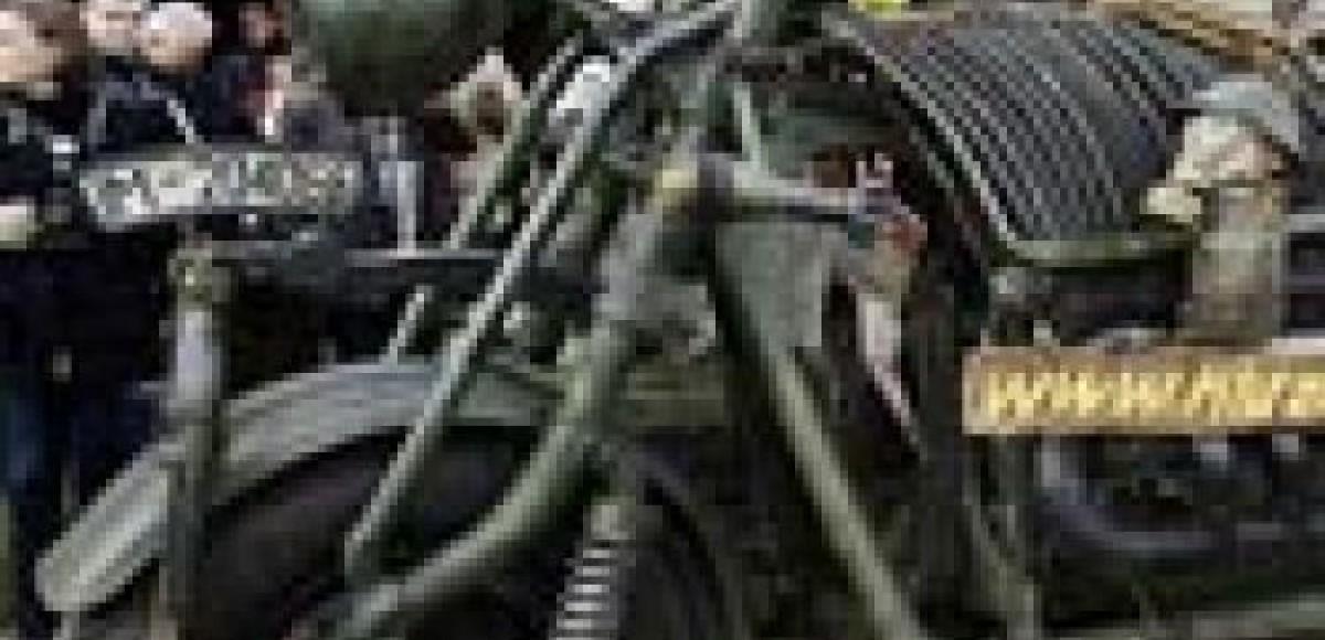 Что русскому — танк, то немцу — мотоцикл