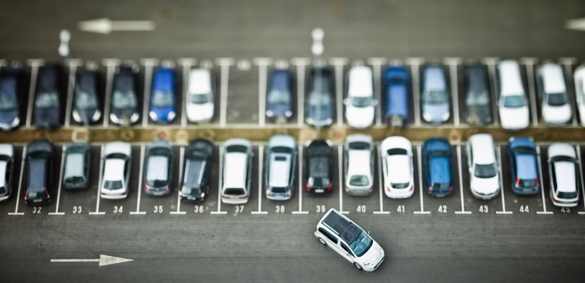 4 лучших приложения для поиска парковки