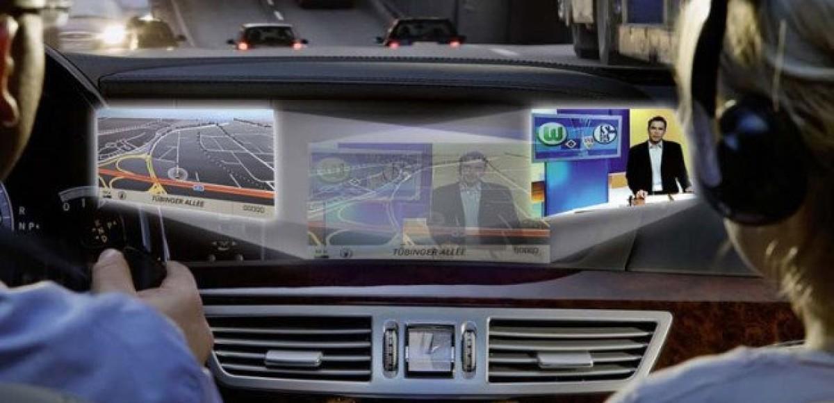 Автогаджеты на службе у водителя