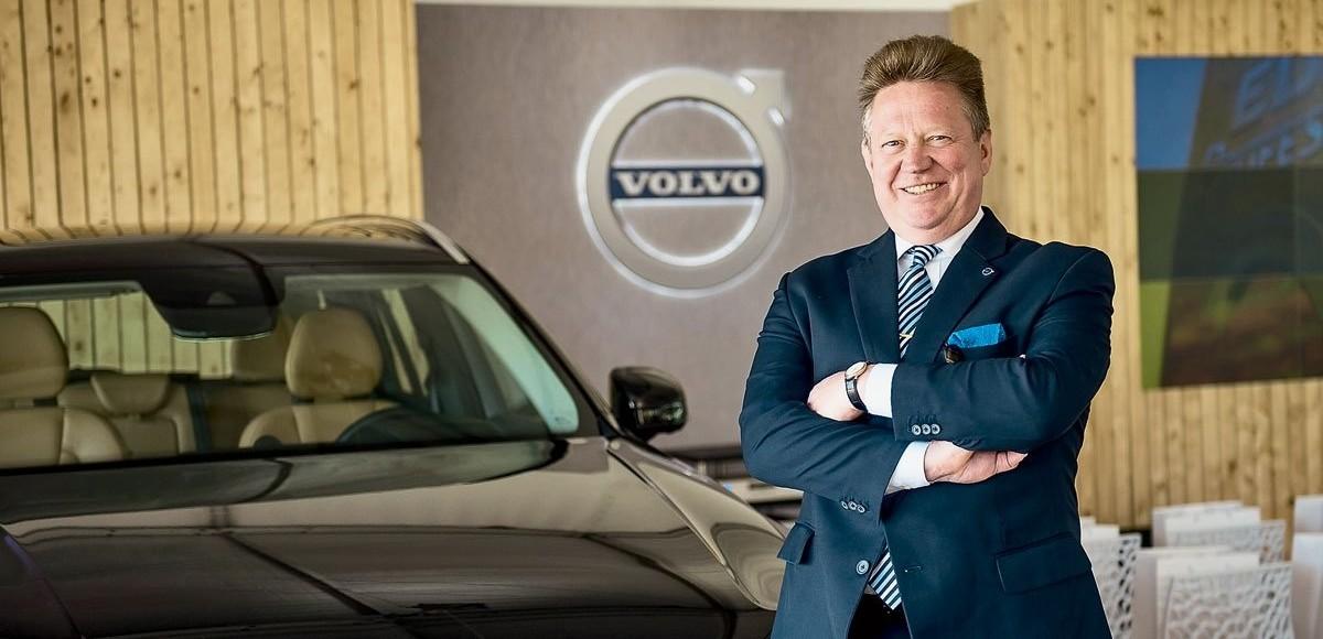 Майкл Мальмстен: «Volvo идет в сегмент люкс!»