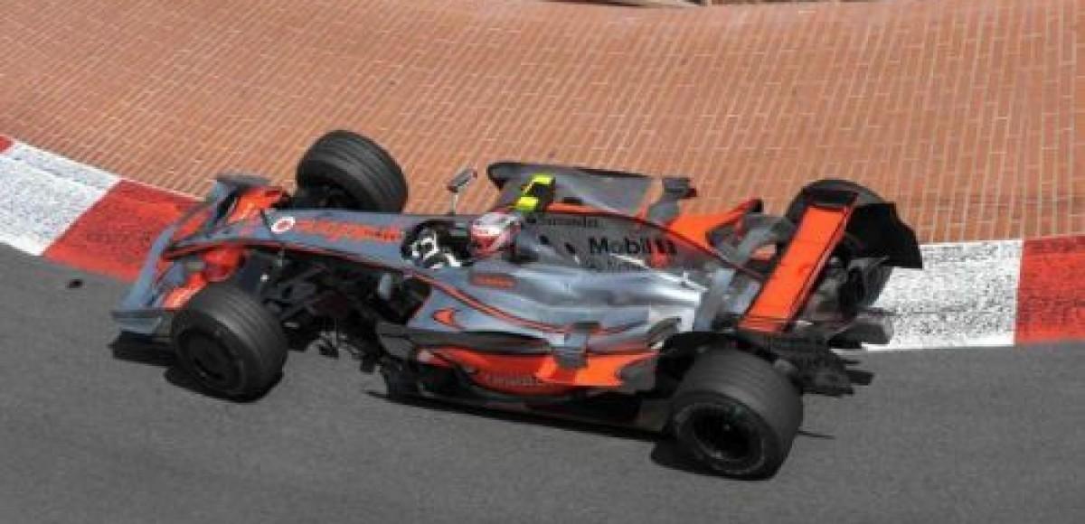В Канаде McLaren будет занимать снова 5-ый бокс