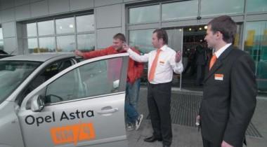 Российский авторынок привлекает покупателя снижением цен на автомобили