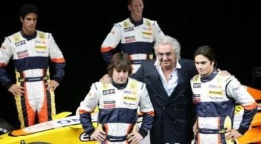 Renault выставила на тесты Романа Грожана