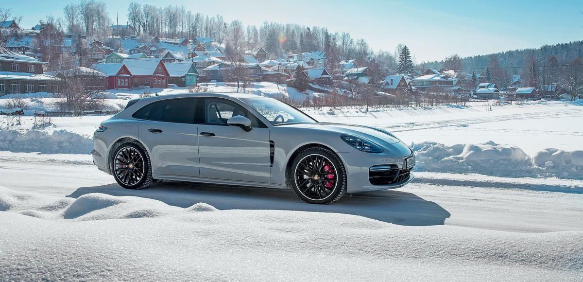 Porsche в Плесе. Перезагрузка
