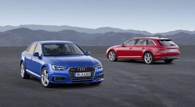 Audi A4. Большая разница