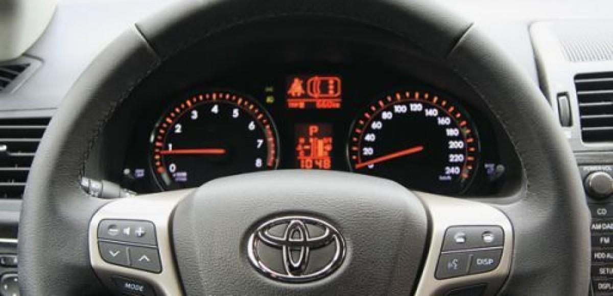 Определены десять самых крупных автопроизводителей в мире