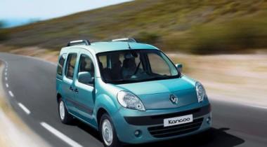 Renault Kangoo. Дом на колесах