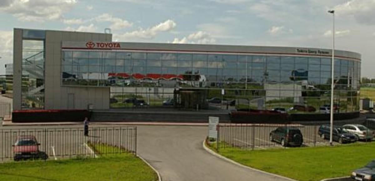 «Инчкейп Олимп», Санкт-Петербург. Снижение цен на автомобили Toyota