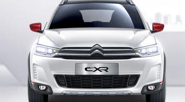 Премьера в Пекине — Citroen C-XR Concept
