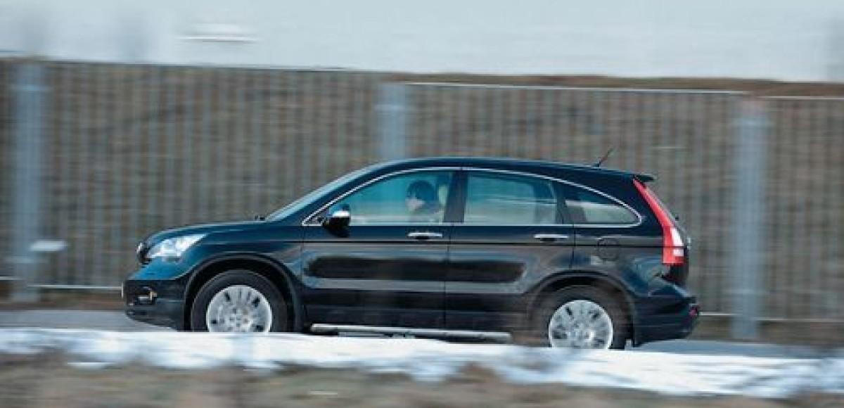 Honda CR-V 2.4. От 1 049 000 руб.