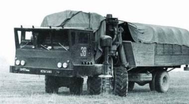 ЗиЛ-135МШ: как грузовик с самолетом скрестили