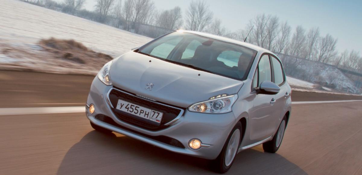 Peugeot 208. С русским акцентом