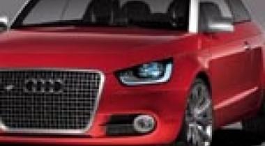Audi A1 Concept. Маленький брат